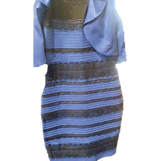 Какое Платье Синие Или Белое