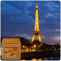 Eiffel Tower Night LWP icon
