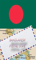 Screenshot of BANGLADESH POSTAL CODE