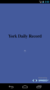 York Daily Record - screenshot thumbnail