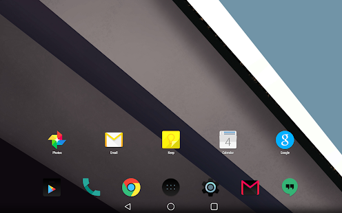 Ultimate L Launcher Theme - screenshot thumbnail