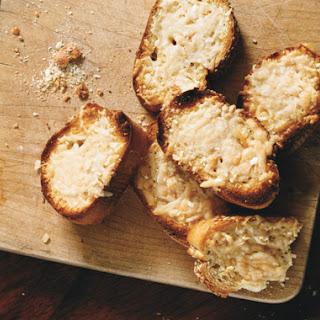 Parmesan Toasts