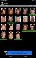 Screenshot of Celebrity Quiz - Who Dat?