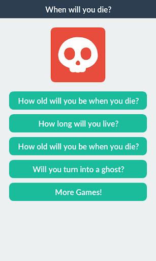 When will you die