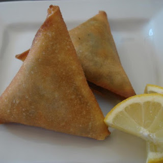 Chicken Samosa.