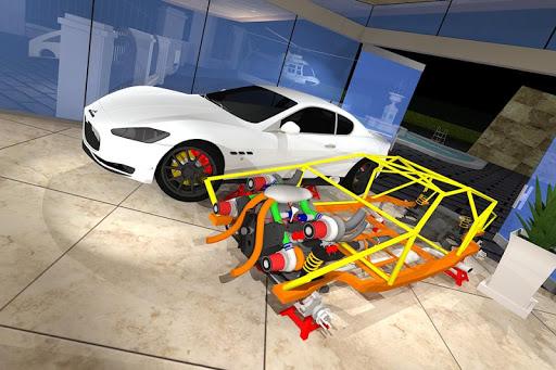 改裝我的汽車:Lux Build 賽車精簡版