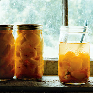 Jerusalem Artichoke Pickles.