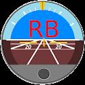 Airplane Bike Videologger Full icon