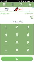Screenshot of Talk2Pak