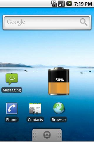Battery Monitor HD PRO - screenshot