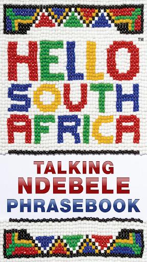 Ndebele Audio Phrasebook