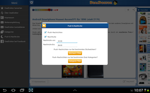 DealDoktor » Schnäppchen App Screenshot 29