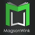 MagsonWink logo