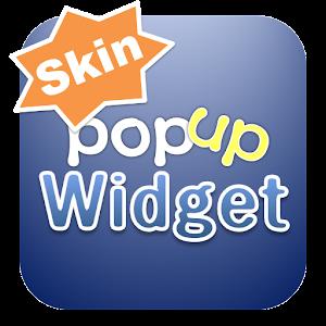 W-98 skin - Popup Widget