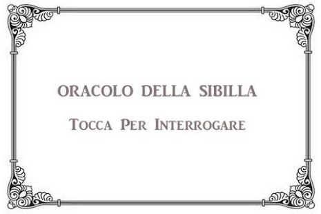 Oracolo Sibilla- screenshot thumbnail