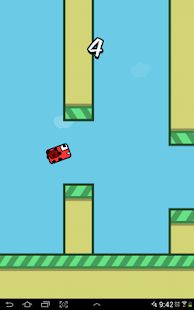 Flappy Bugs- screenshot thumbnail