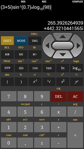 【免費工具App】Scientific Calculator-APP點子