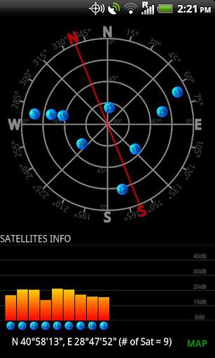 GPSのテスター