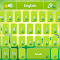 GO Keyboard Green Nature 3.1 Apk