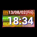クロックモニター (Clock Monitor) icon