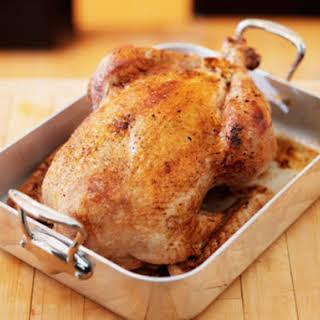 Alton Brown's Roast Turkey.