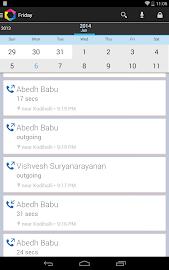 Friday: automated journal Screenshot 13