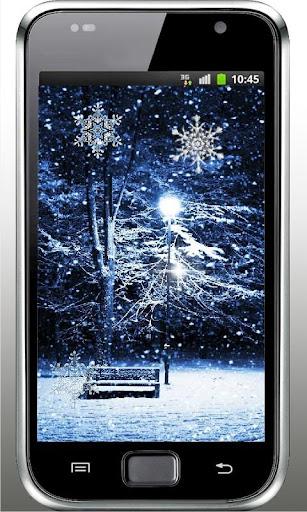 Winter Dream HD Live Wallpaper