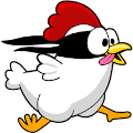 Ninja Chicken APK for Bluestacks