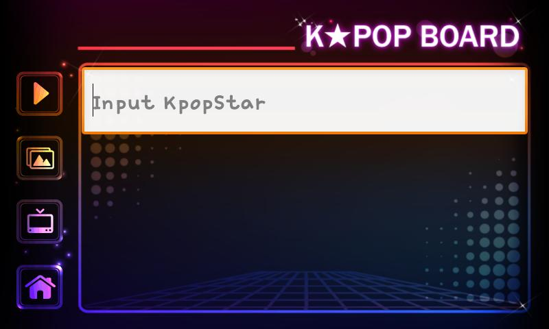 K-pop Star Board - screenshot