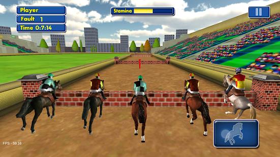 Horse Race 3D