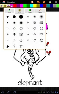 Kid Coloring - Animal- screenshot thumbnail