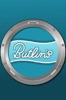 Screenshot of Butlins Augmented Reality