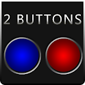 2 Buttons: Creative Thinking icon