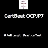 CertBeat OCPJP7 496 Questions