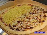怪獸紐約式披薩