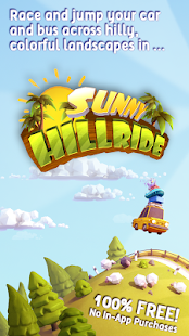 Sunny Hillride- screenshot thumbnail