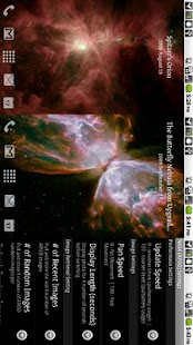 NASA (APOD) - Live Wallpaper - screenshot thumbnail