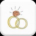 셀프웨딩,결혼준비,웨딩다이어리,웨딩홀,허니문,예단,혼수 icon