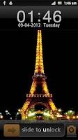 Screenshot of Eiffel Tower Go Locker EX