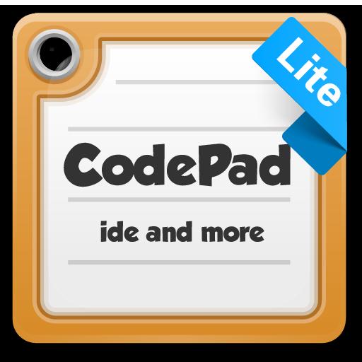 CodePad lite LOGO-APP點子