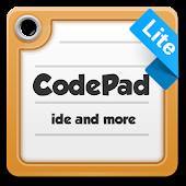 CodePad lite