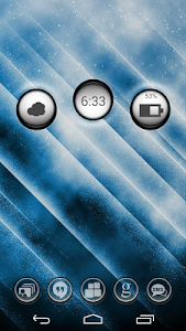 Luminous Multi Launcher Theme screenshot 0