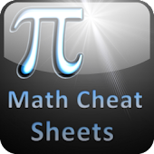 Math Cheat Sheets
