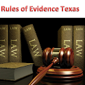Texas Rules of Evidence icon