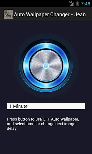 【免費個人化App】Auto Wallpaper Changer - Jean-APP點子