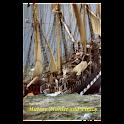 Mutiny, Murder and Piracy-Book logo