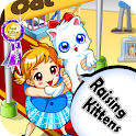 Baby Cat,Raising Kittens icon