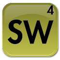Scatter Word icon