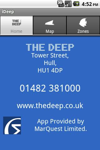 iDeep - screenshot