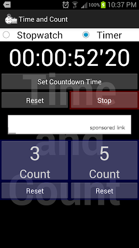 玩運動App|Stopwatch and Tally counter免費|APP試玩